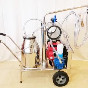 F2 Milking machine - petrol powered