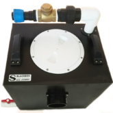 BLACKBOX-85 portable waste management system