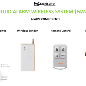 Fluid Alarm Wireless System [FAWS]