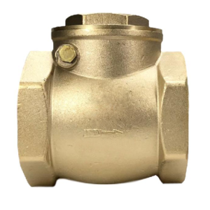 40MM BRASS FLAP CHECK VALVE